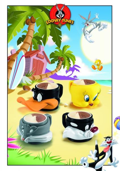 Мороженое Michielan Италия ваниль-шоколад