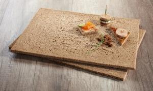 Тостовый хлеб с имбирем, 250 г