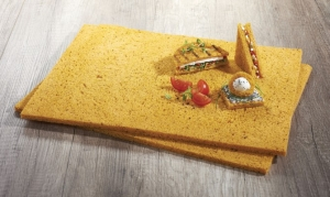 Тостовый хлеб с томатами, 250 г