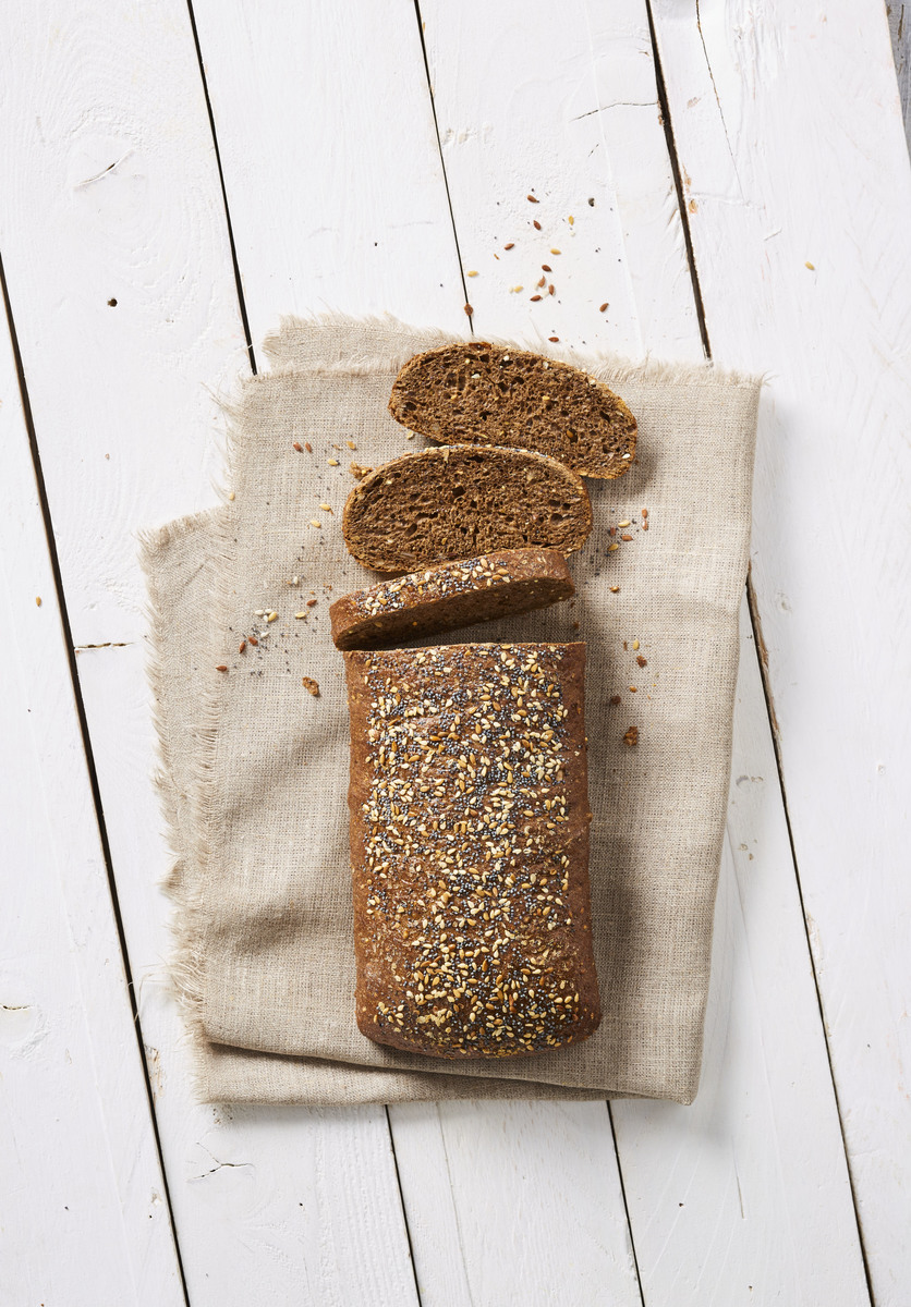 Хлеб Нордик французского производителя Бридор